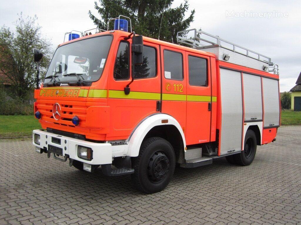 MERCEDES-BENZ 1224 AF fire truck