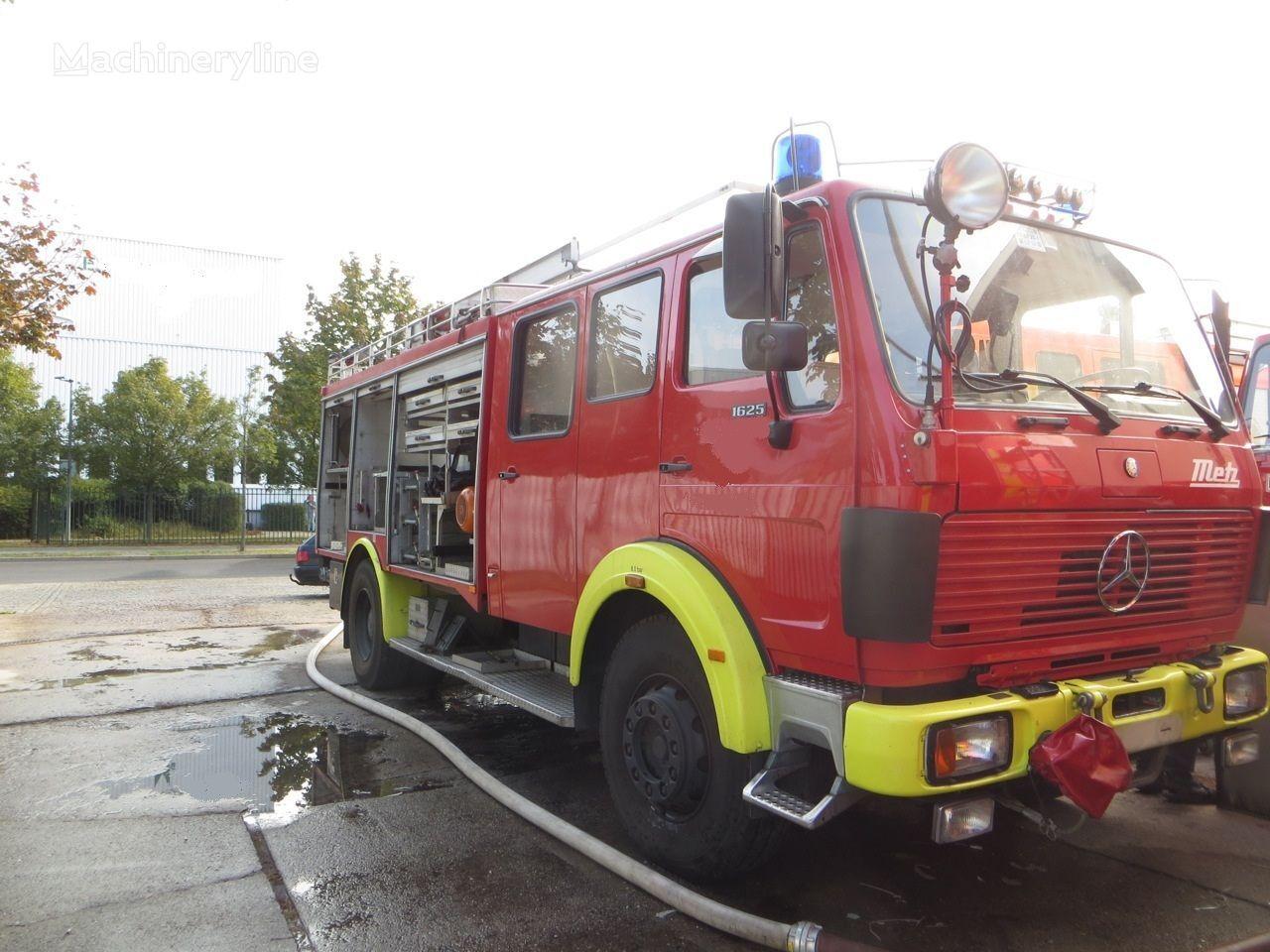 MERCEDES-BENZ 1625 HLF Wasser und Schaumtank fire truck