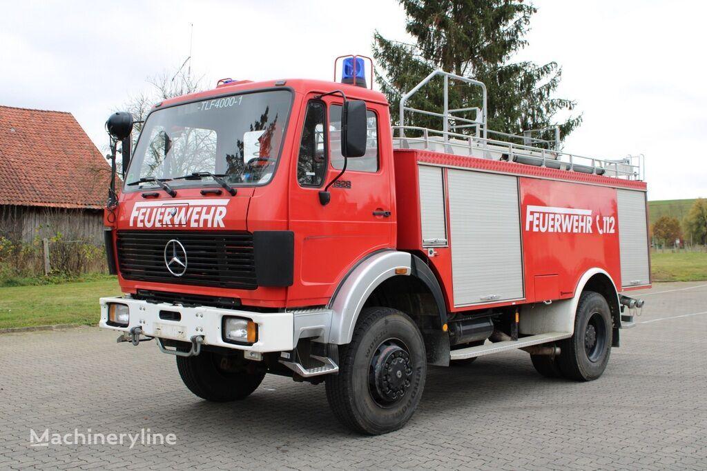 MERCEDES-BENZ 1928 AK fire truck