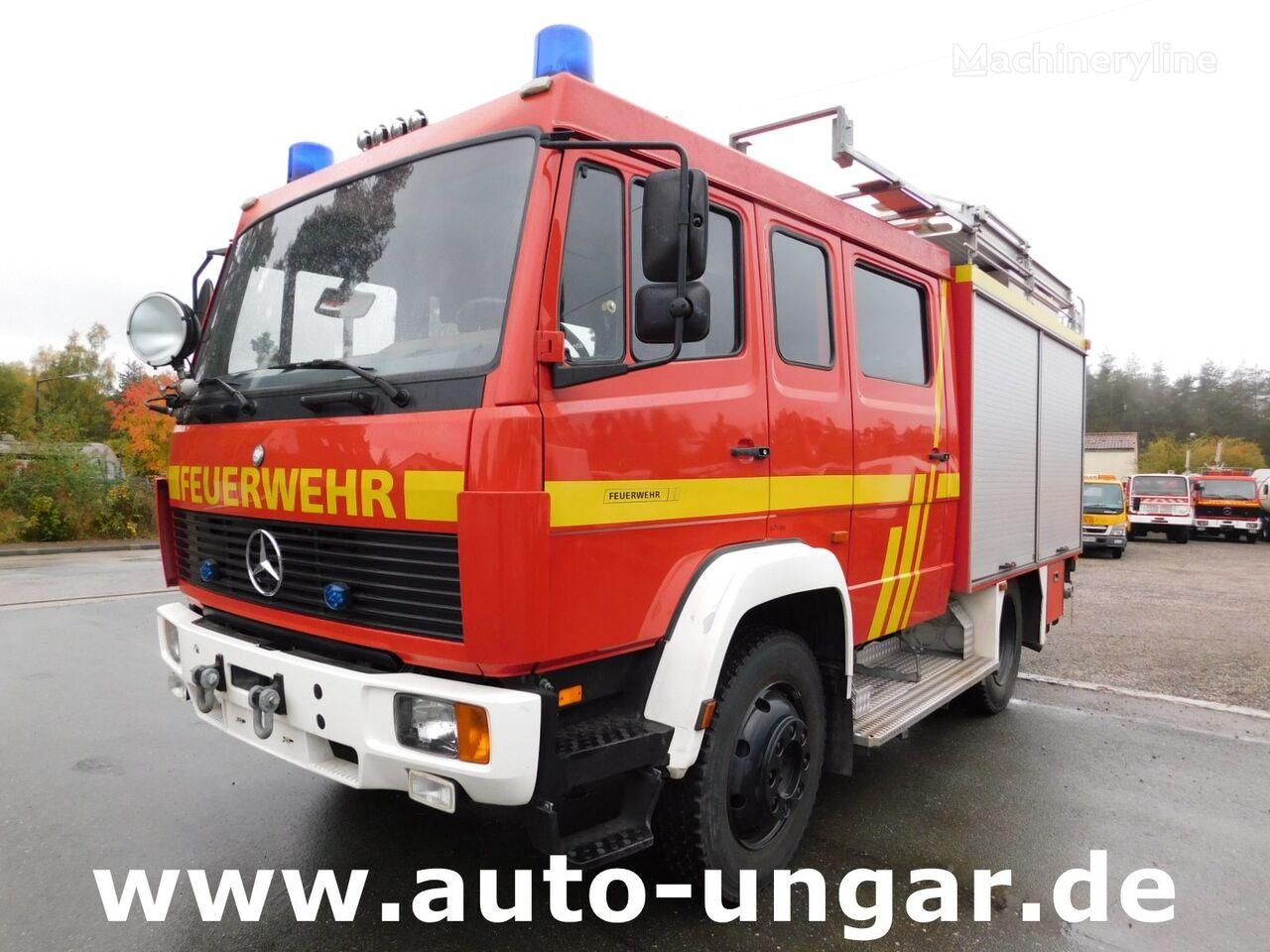 MERCEDES-BENZ 917AK LF8/6 4x4 allrad fire truck