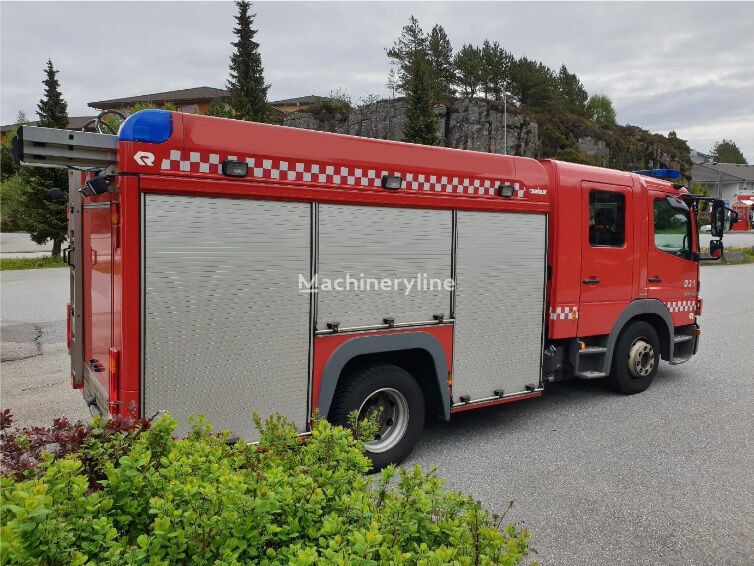 MERCEDES-BENZ Atego, 4x2 WD fire truck