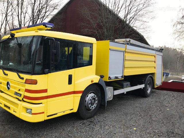 MERCEDES-BENZ Econic 1833 L fire truck