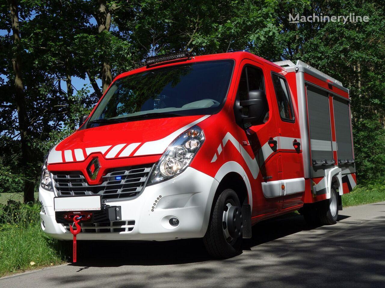 new RENAULT  MASTER TSF/W MIT BIS ZU 800 L WASSERTANKVOLUMEN fire truck
