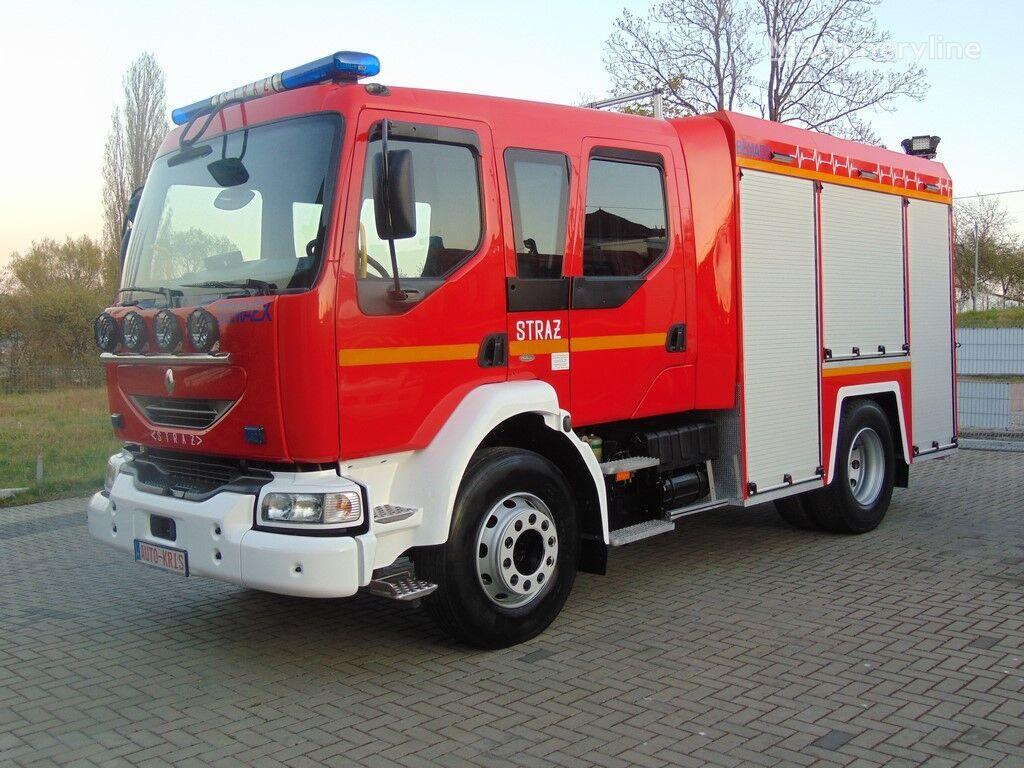 RENAULT Midlum 270 dCi GBA 2/20 BEMAEX Pump Rosenbauer Feuerwehr Hasici  fire truck