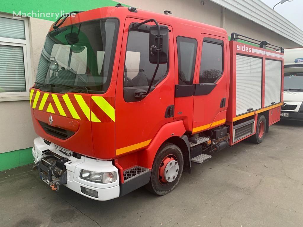 RENAULT Midlum Bomberos Fire Truck Pompier Hasici Straż Pożarna fire truck