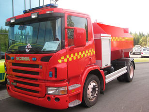 SCANIA fire trucks for sale, buy new or used SCANIA fire truck