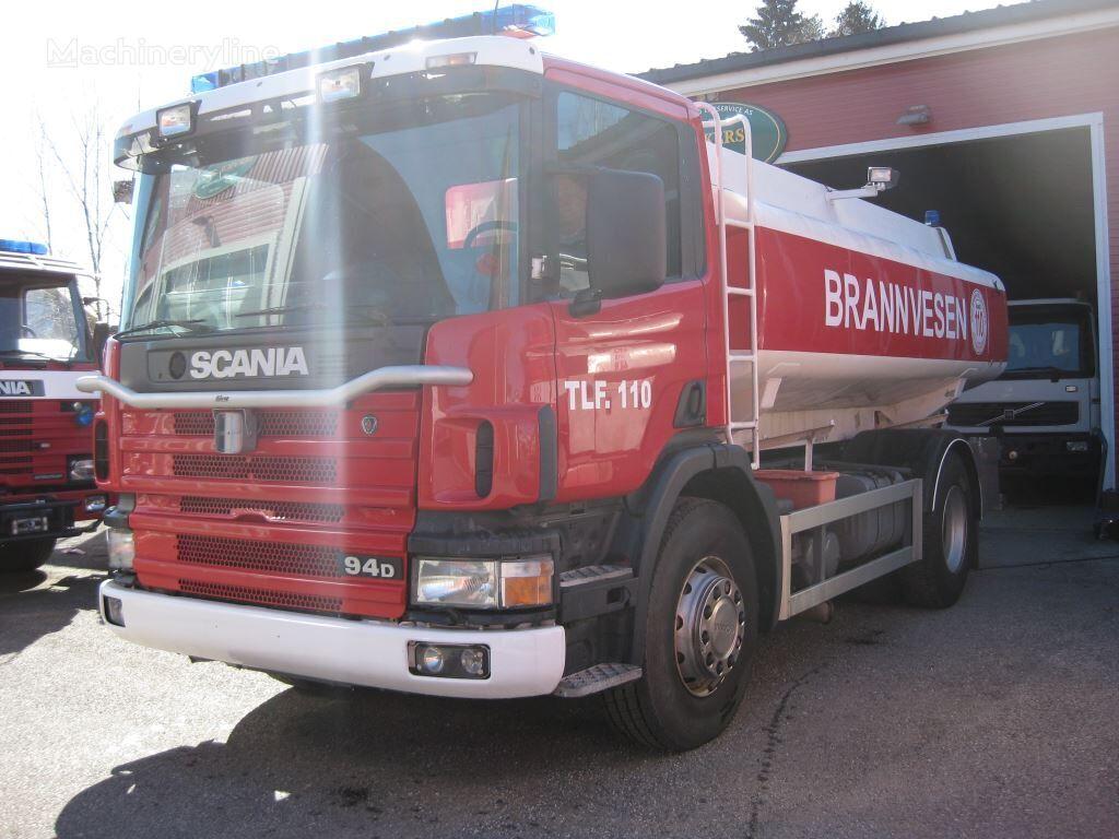 SCANIA P-94, 4x2 WD fire truck