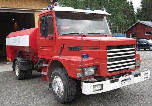 SCANIA T-112H fire truck