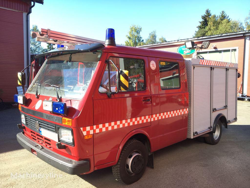 VW LT-45 4x2 WD fire truck