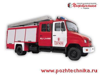 ZIL  AC-1,3-4/400 fire truck