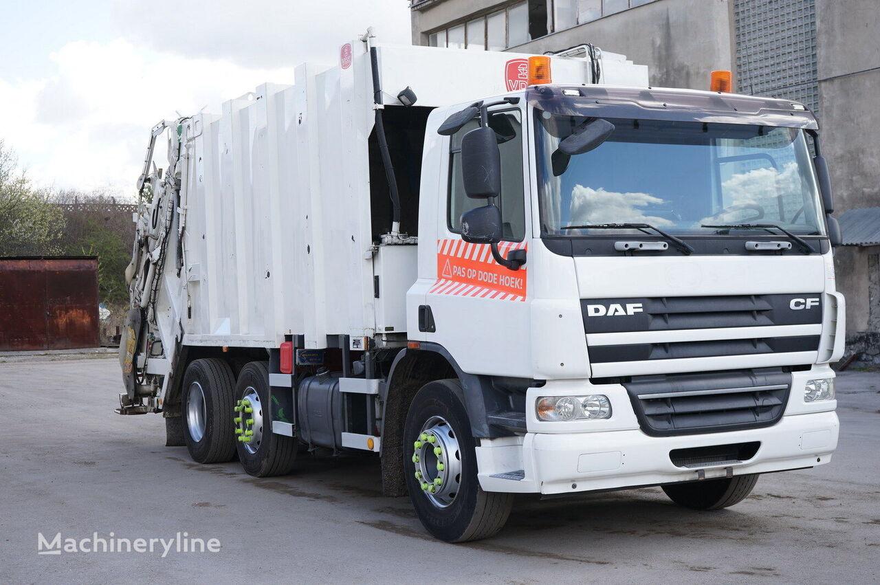 DAF CF 75.250 śmieciarka MOL VDK PUSHER 20m3 EURO 5 garbage truck