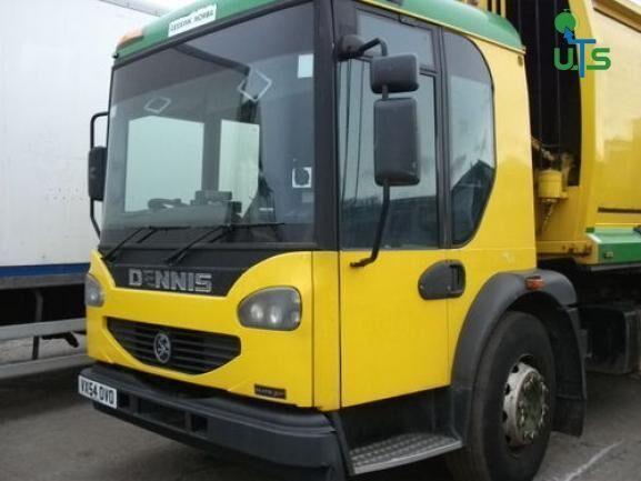 Dennis ELITE II GEESINK / BREAKING FOR SPARES garbage truck for parts
