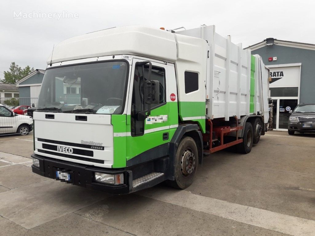 IVECO 260E27 EUROMOVER garbage truck
