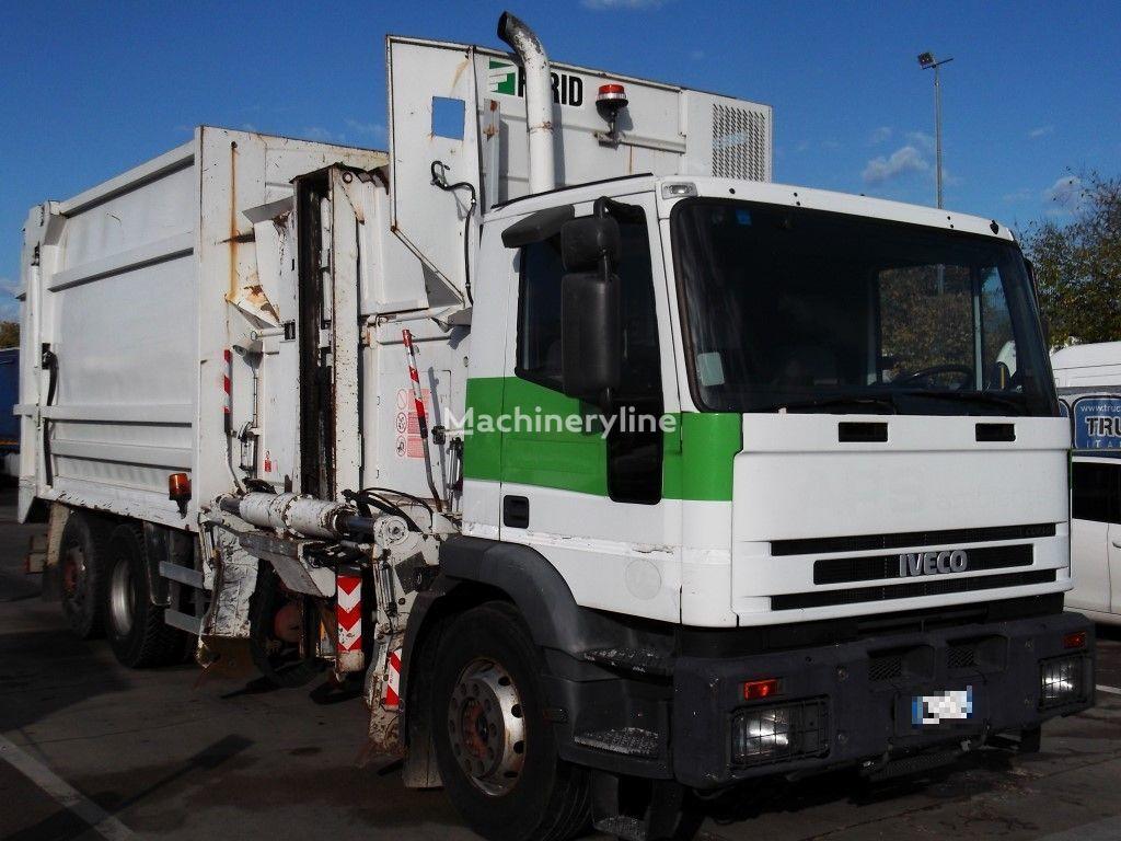 Iveco 260e30 Cursor Garbage Trucks For Sale Trash Truck Refuse