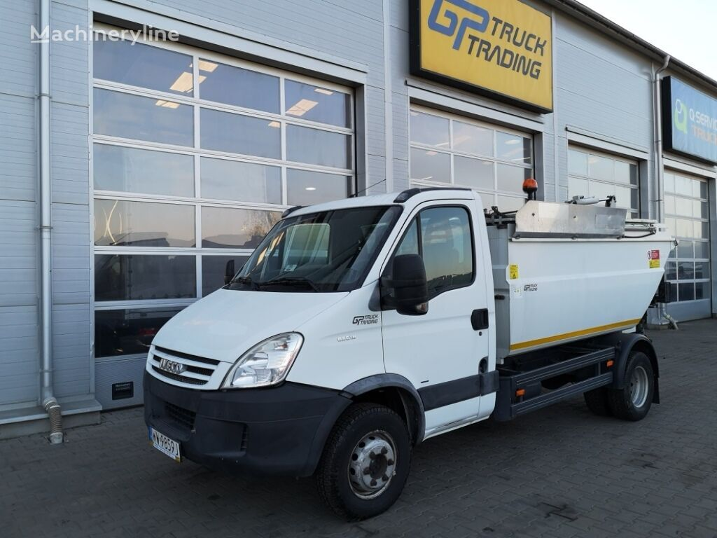 IVECO 65C18 garbage truck