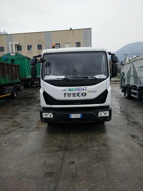 IVECO EUROCARGO ML120EL22P PASSO 3105 EURO 6 garbage truck