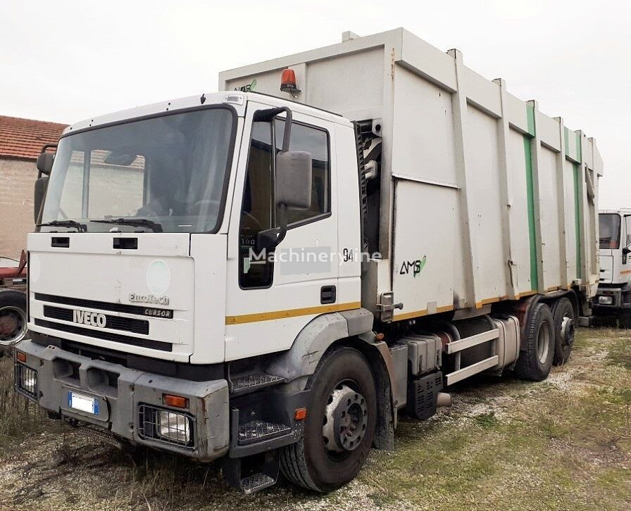IVECO EUTOTECH 260 E30 garbage truck
