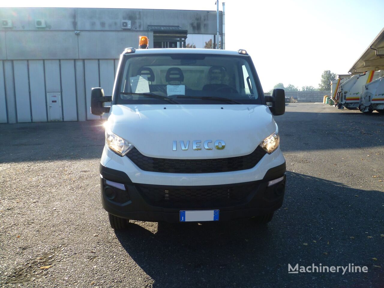 IVECO IVECO DAILY 50C17 garbage truck