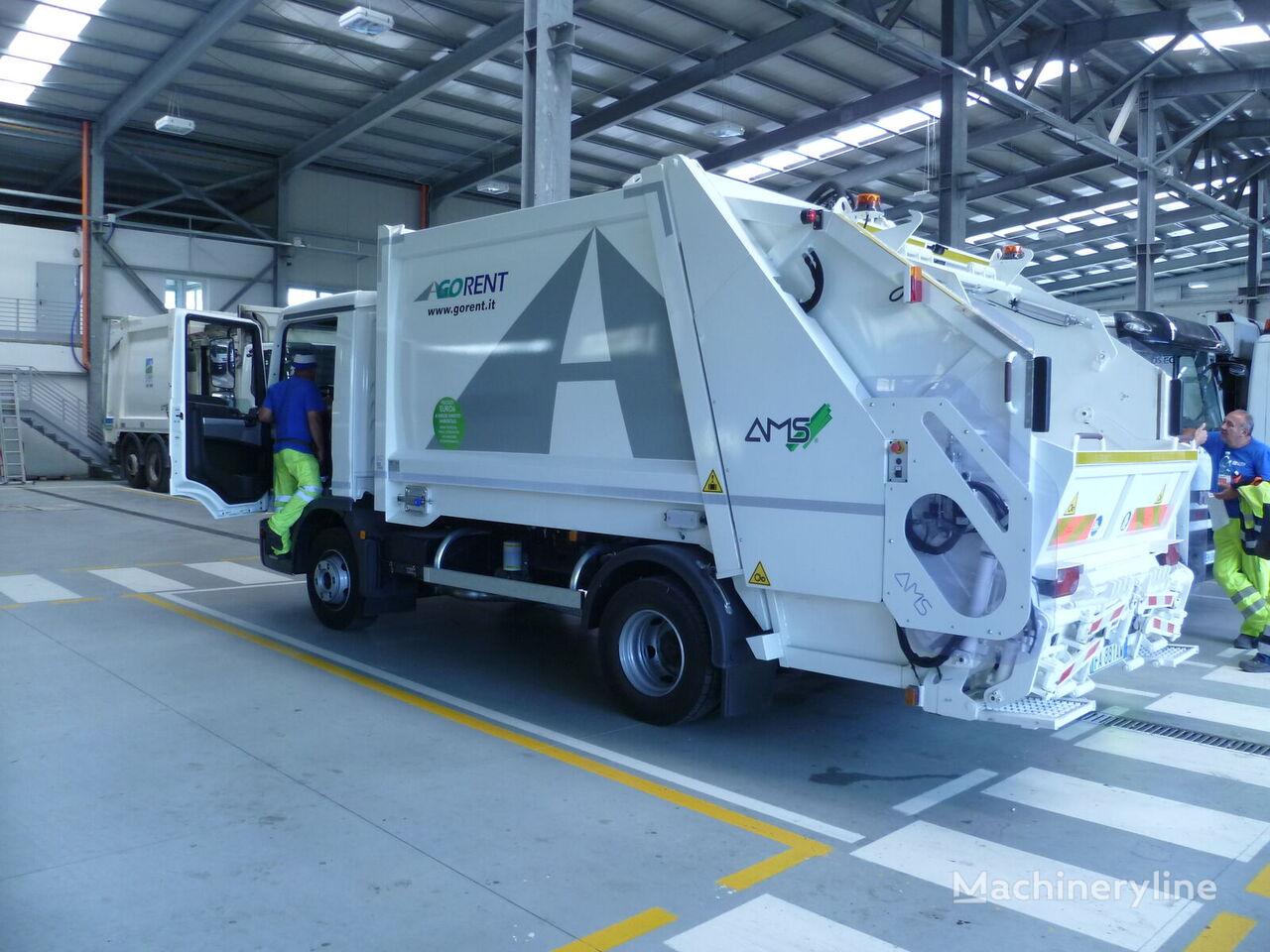 MAN TGL 12.220 BL EUR.6 P.3300 garbage truck