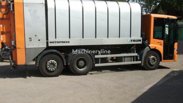 MERCEDES-BENZ 2629 garbage truck