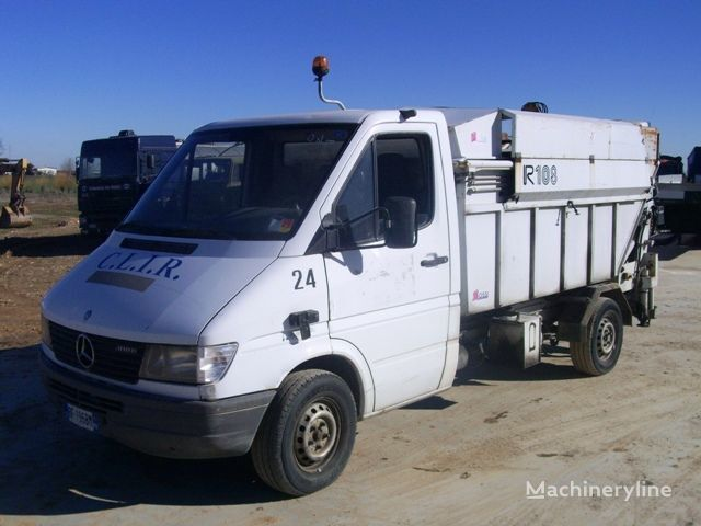 MERCEDES-BENZ 308 DT NG/35/35/C garbage truck