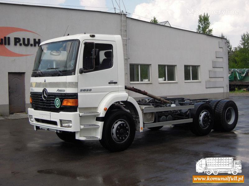 MERCEDES-BENZ Atego 2528 garbage truck