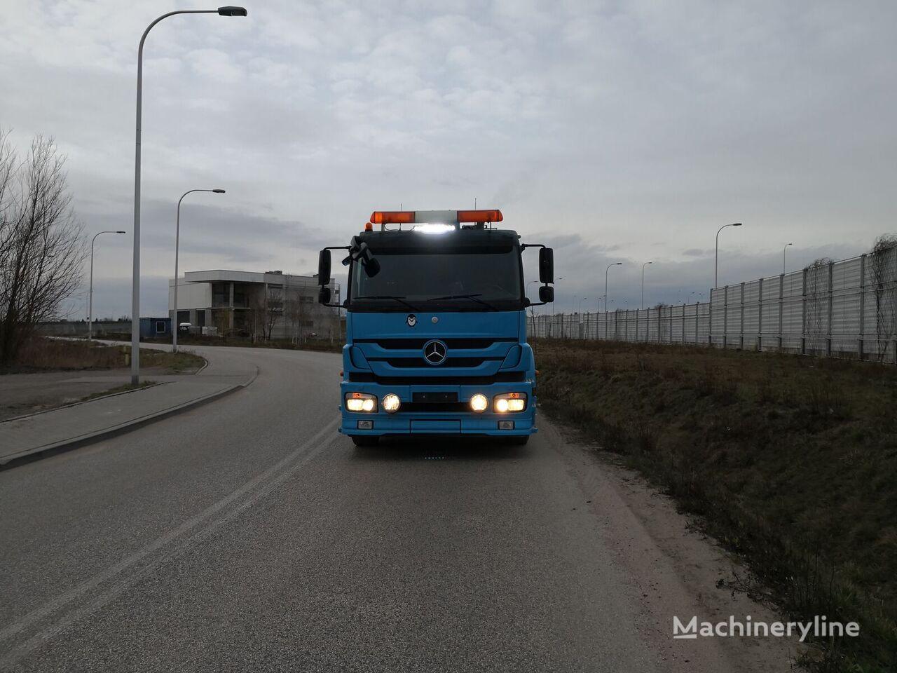 MERCEDES-BENZ Axor 2529 garbage truck