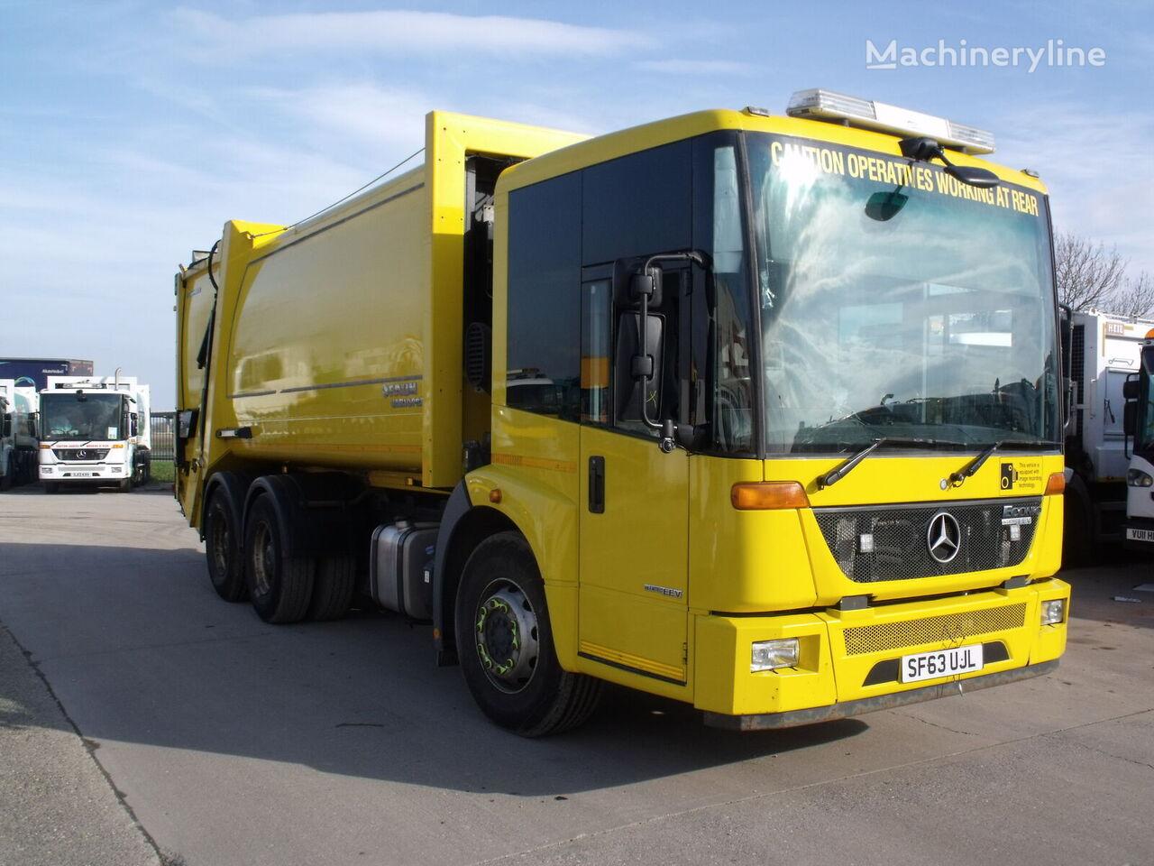 MERCEDES-BENZ Econic garbage truck