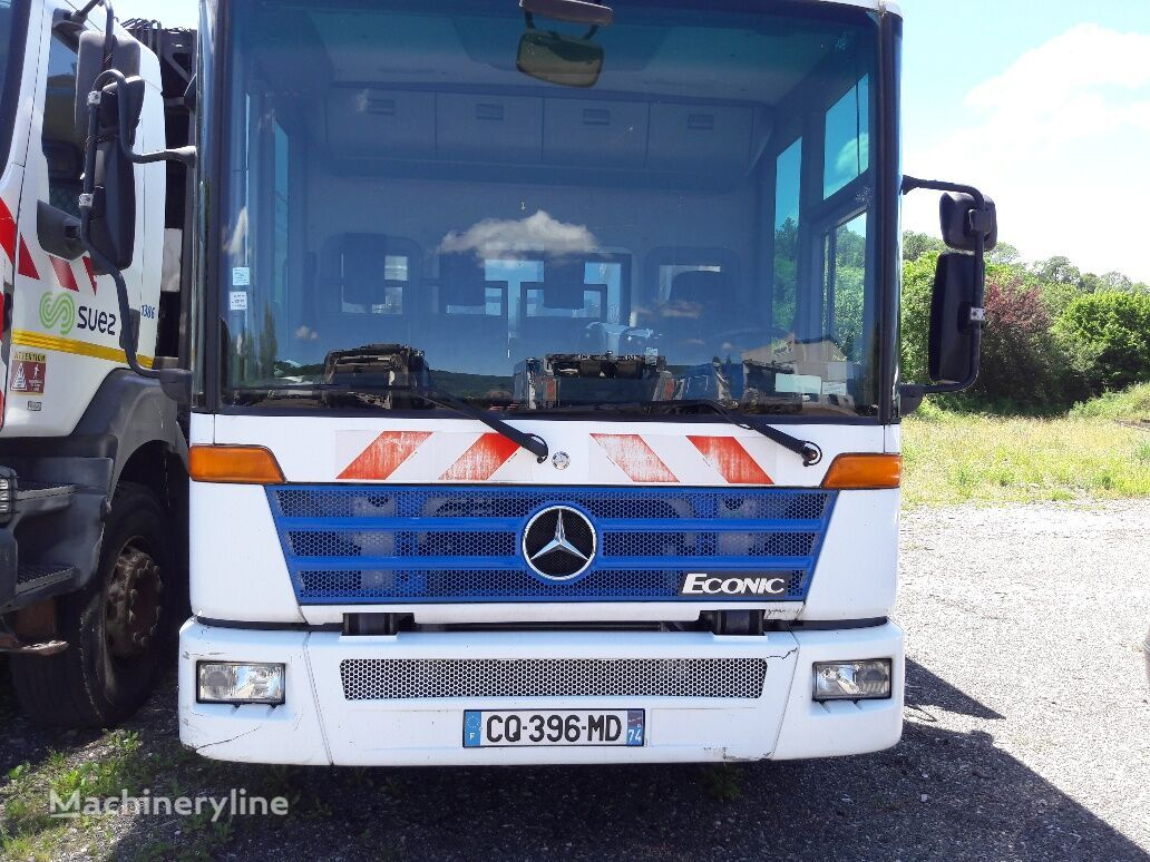 MERCEDES-BENZ Econic 2628 garbage truck