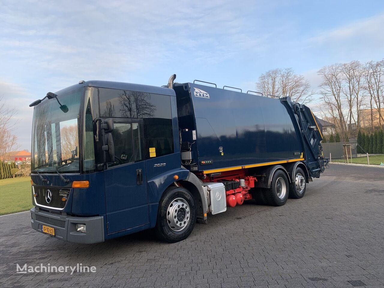 MERCEDES-BENZ Econic 2629 NTM garbage truck