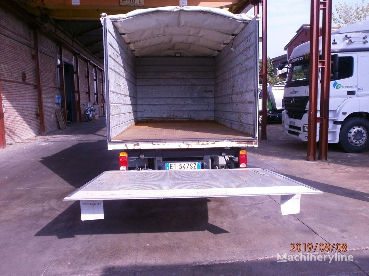 NISSAN ATLEON 56.15 P2800 E5 garbage truck