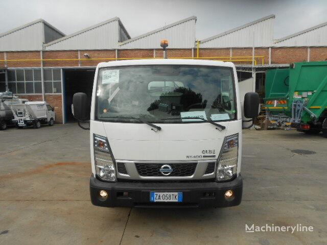 NISSAN NT400 35.12 EURO 5B+ PASSO 2500 garbage truck