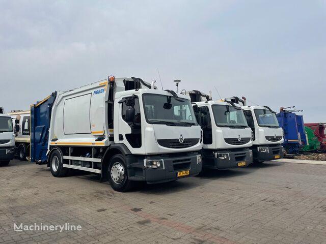 RENAULT Premium 270 2-komory garbage truck