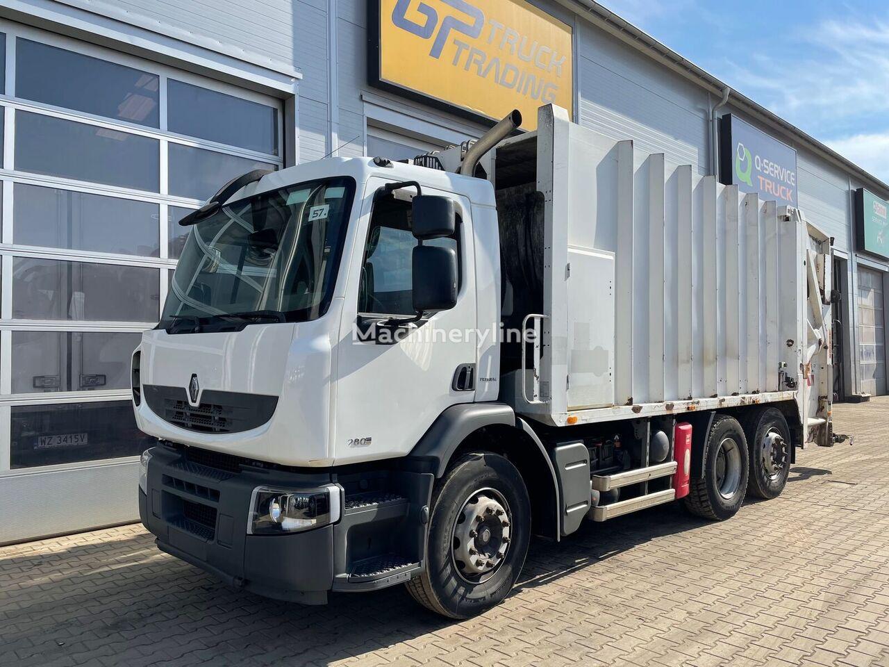 RENAULT Premium 280 garbage truck