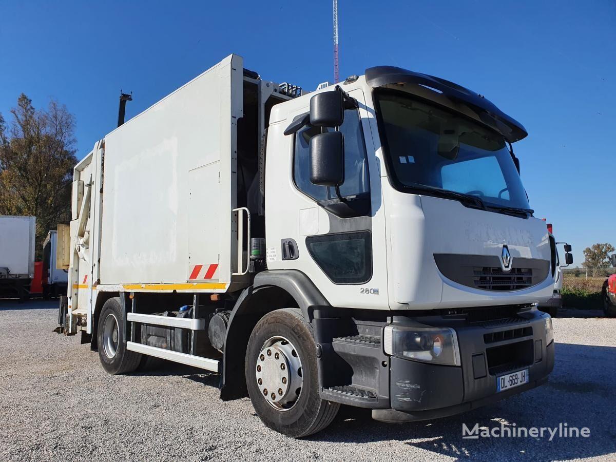 RENAULT Premium 280.19 DXI garbage truck