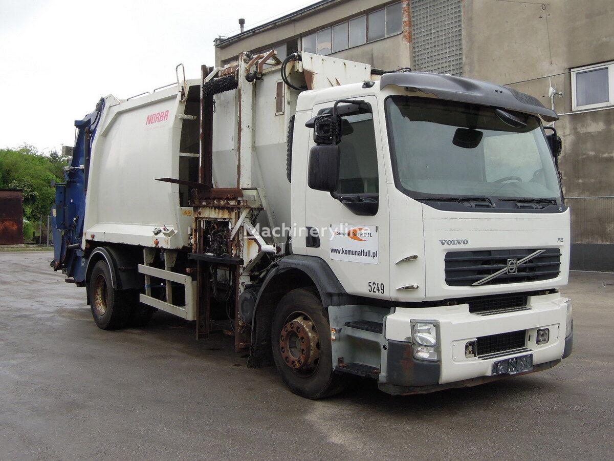 VOLVO FE240   garbage truck