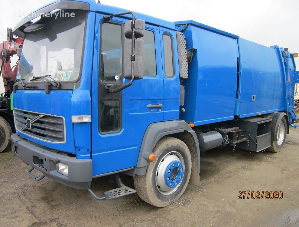 VOLVO FL 615 garbage truck