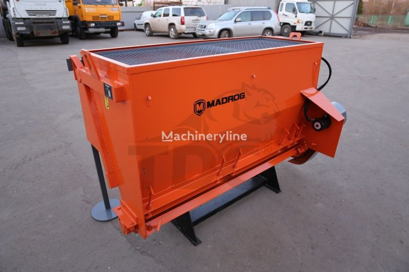 MADROG Madsyp-3 gritter