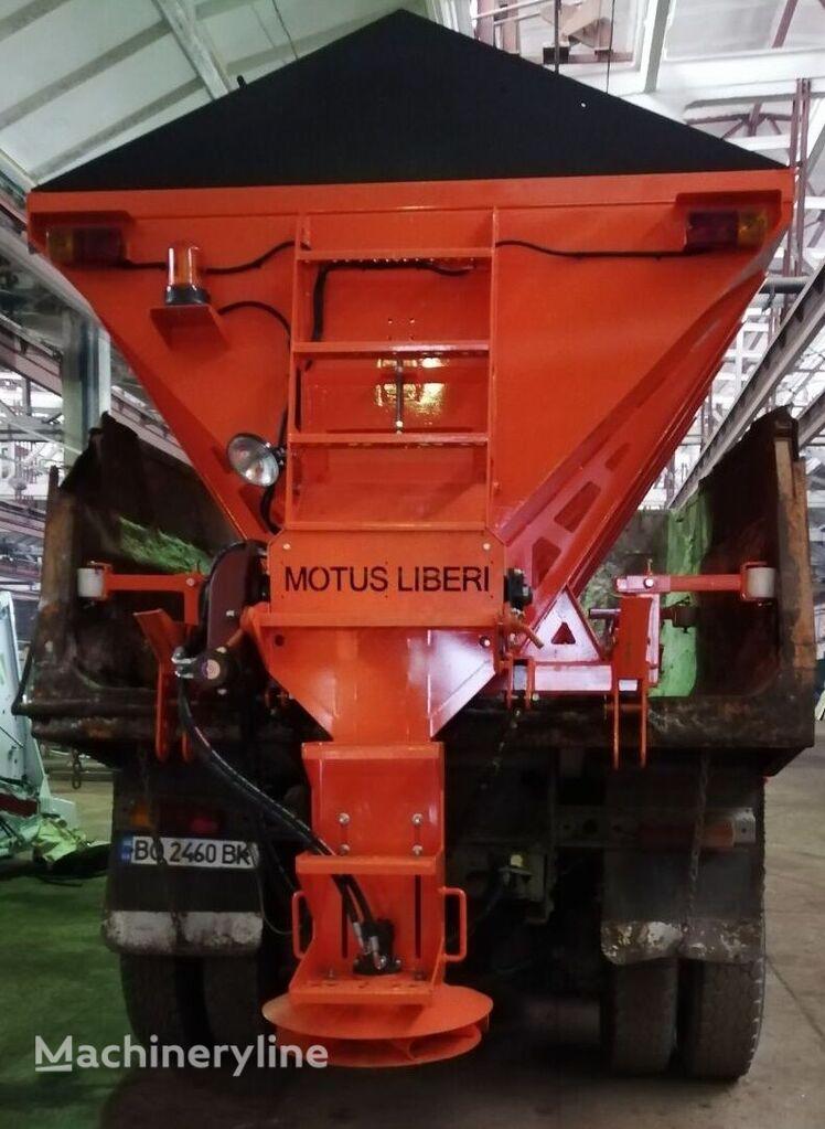 new Motus Liberi gritter