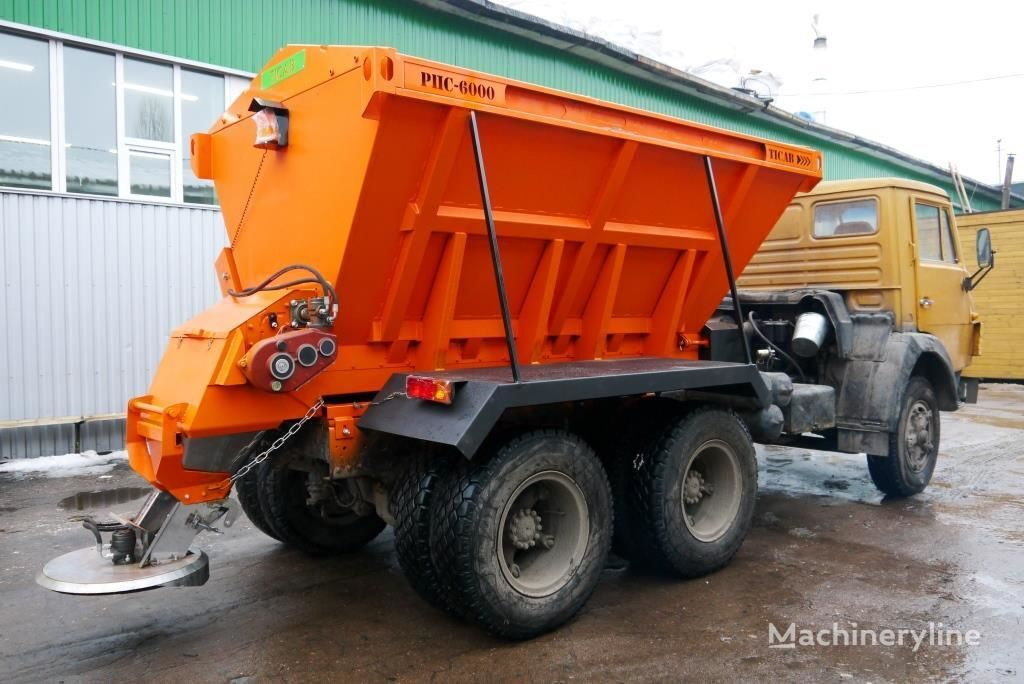 new RPS-6000 gritter