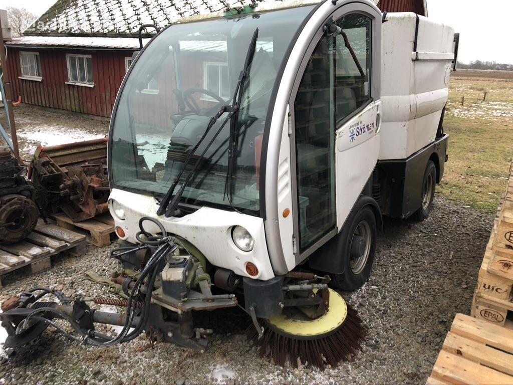 BUCHER CityCat 2020 manual sweeper
