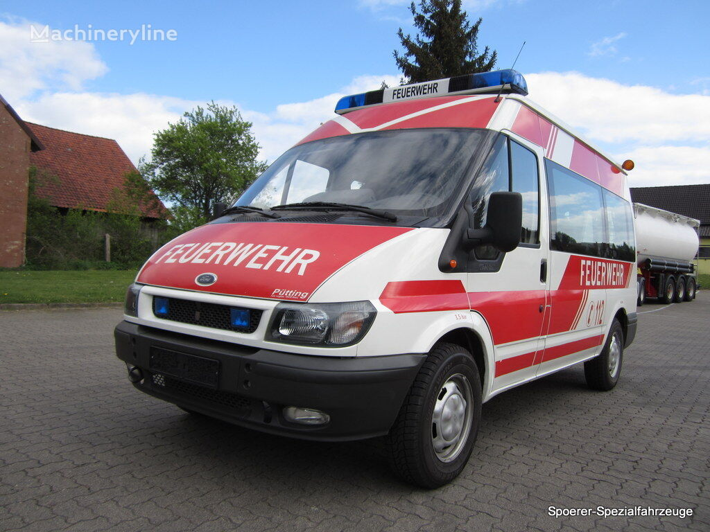 FORD Transit mobile sommand vehicle