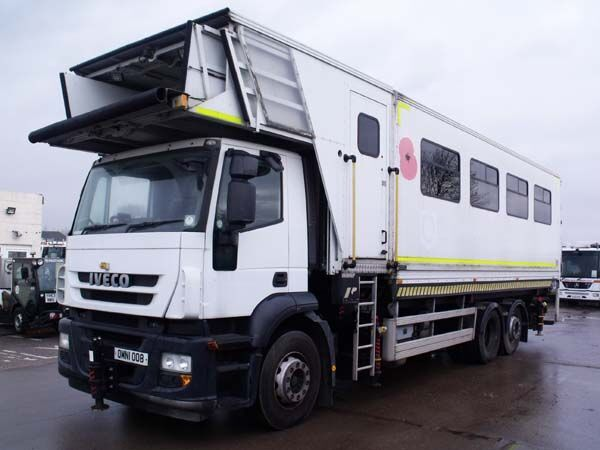 IVECO Mallaghan A380 other airport equipment