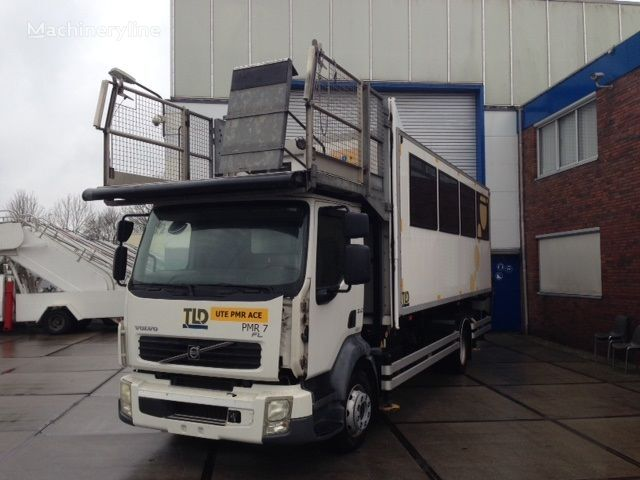 Tld Ch volvo tld chtp 5 9gm fll240ch ambulift other airport equipments
