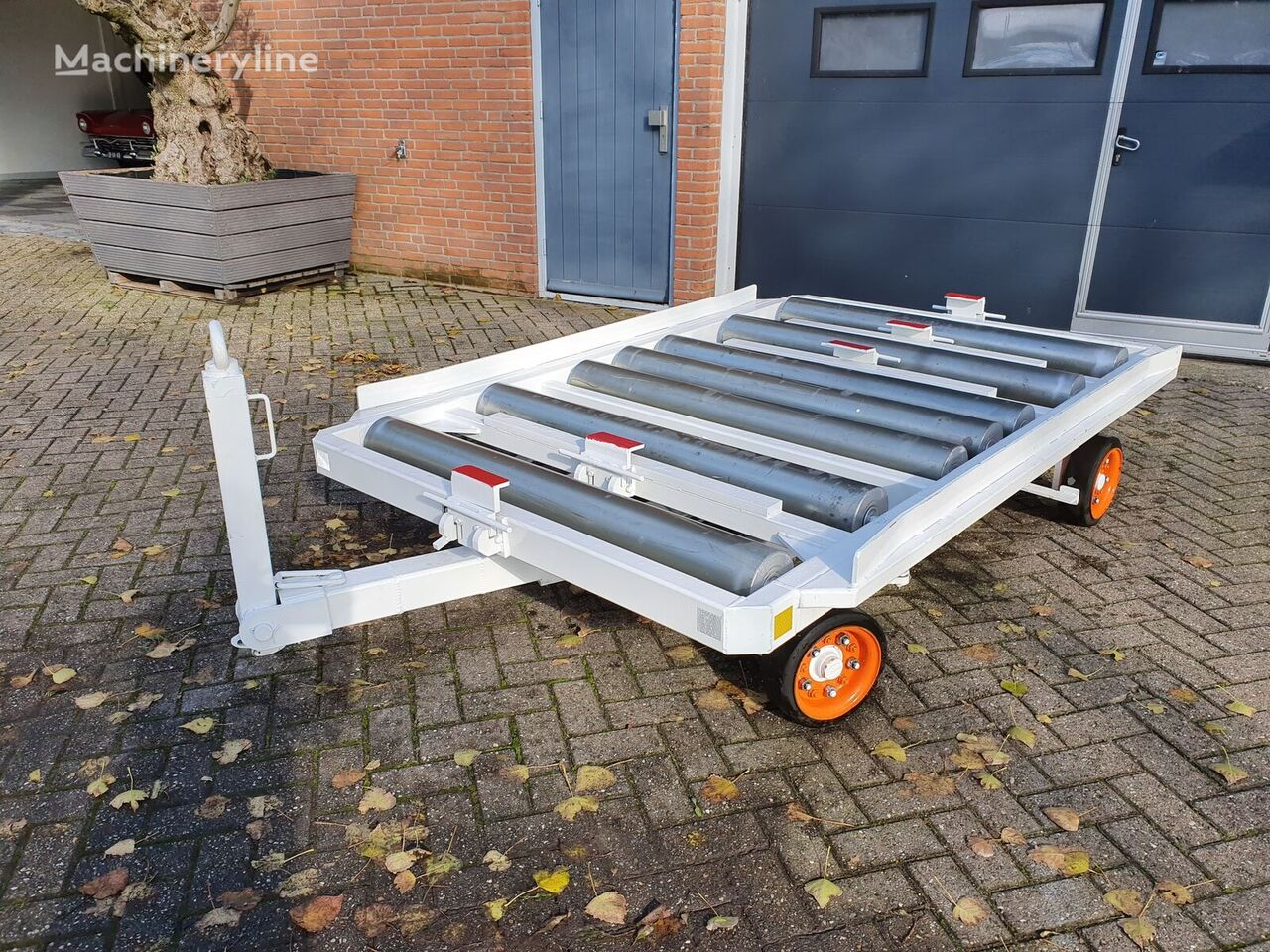 YUMBO CPC 5ft container dolly other airport equipment