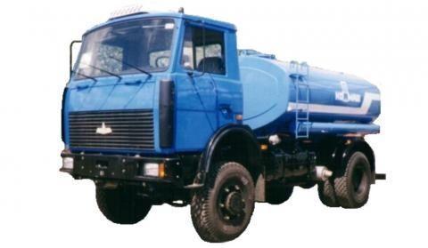 MAZ KT-506  other municipal vehicles