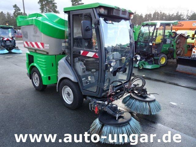 HAKO CM 1250 Baujahr 2013 4x4 Gehsteig Kehrmaschine Intern 153 3 road sweeper
