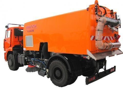 KAMAZ KO-326-11  road sweeper
