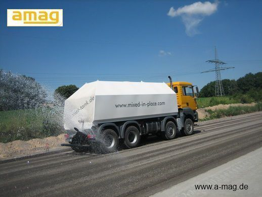 MAN Wasserwagen MAN TGA 41.480 - 8x8 road sweeper