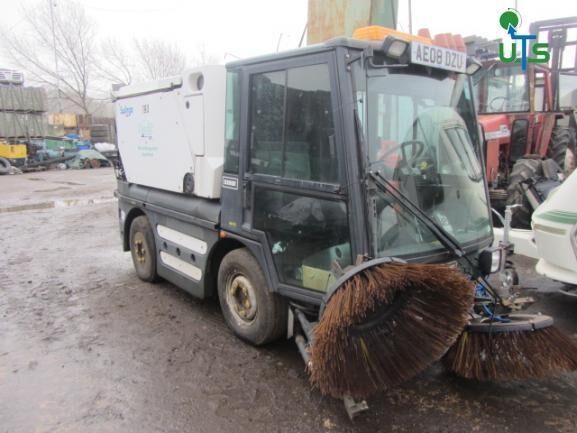 SCHMIDT SWINGO 250 road sweeper for parts
